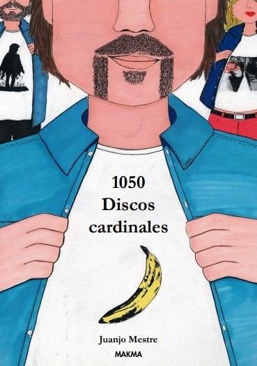 Presentación en Madrid del libro '1050 Discos cardinales'