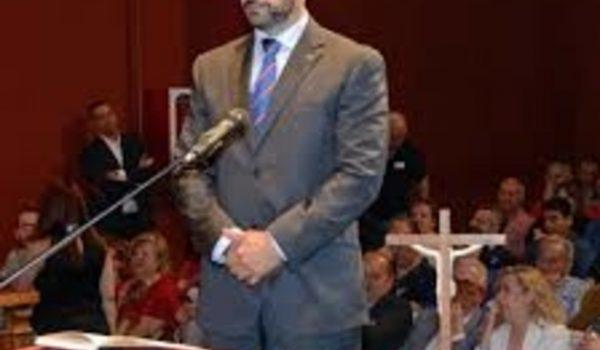 Entrevista a Pedro Moreno, portavoz de Vox en el Ayuntamiento de Alcorcón.