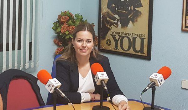 HOY TENEMOS CON NOSOTROS A AZAHARA MOLINA, ALCALDESA DE TORREJÓN DE LA CALZADA.