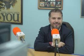 Entrevista a Carlos Delgado, portavoz de ULEG en Leganés.Viernes 25 sept.