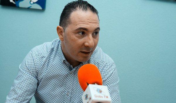 Lunes 21 de septiembre entrevista a Iván Fernández, alcalde de Serranillos del Valle.