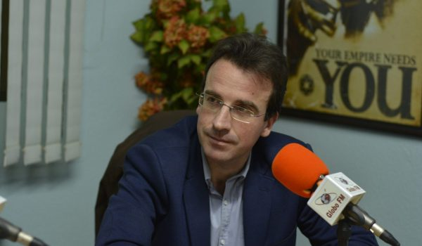 Entrevista a Miguel Ángel Recuenco, portavoz del PP en Leganés. 22 sept.