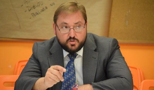 Entrevista a Alberto Serrano, Concejal presidente de los Distritos de Latina y Hortaleza por C`s. 27-10-20