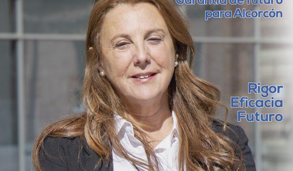 Entrevista a Ana Gómez, portavoz del PP en Alcorcón. Martes 20 octubre.