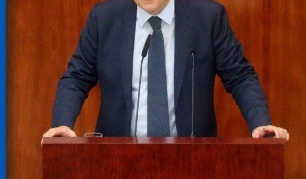 Entrevista a Jorge Rodrigo, vicepresidente de la Asamblea de Madrid.