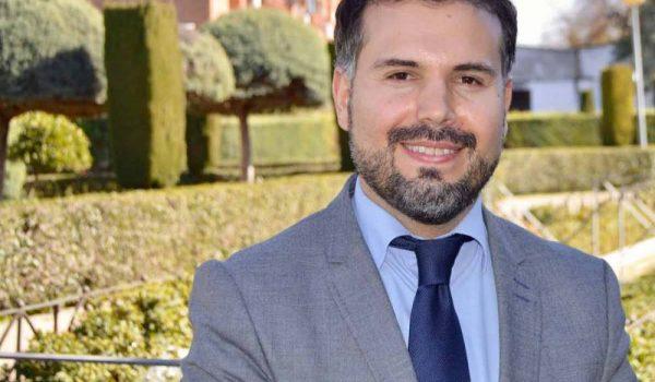 Entrevista a Carlos Delgado, portavoz de ULEG en Leganés. 17-12-20