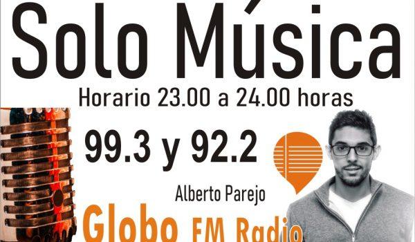 Sólo música. Con Alberto Parejo. 18-12-20