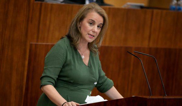Entrevista a Ana Cuartero, portavoz adjunta de Vox en la Comunidad de Madrid. 30-11-20