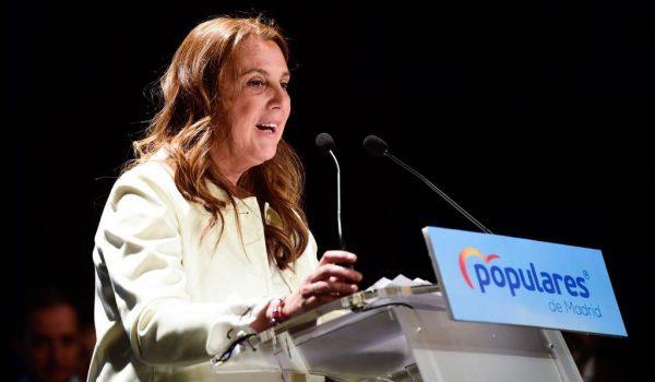 Entrevista a Ana Gómez, portavoz del PP en Alcorcón. 01-12-20