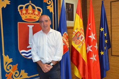 V.M. Entrevista Isidro Navalón (PSOE) Humanes 04-03-2021