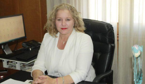 ENTREVISTA A NATALIA QUINTANA, alcaldesa de El Álamo.