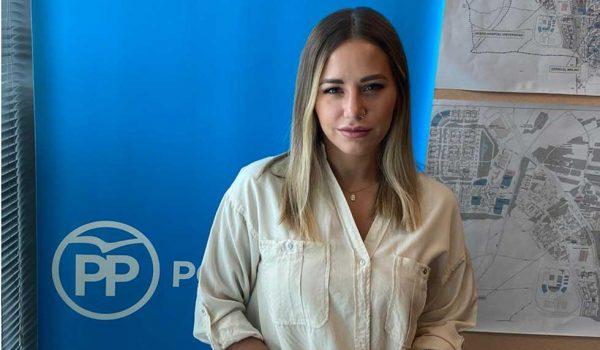 Entrevista a NOELIA NÚÑEZ, portavoz del PP en Fuenlabrada.