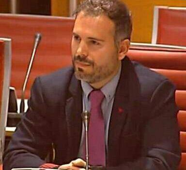 Entrevista a Carlos Delgado, portavoz de ULEG en Leganés 24-02-2021