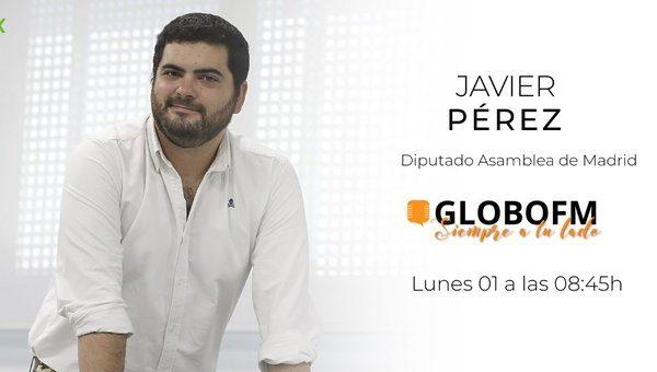 V.M. Entrevista Javier Pérez (VOX) Asamblea de Madrid 01-23-2021