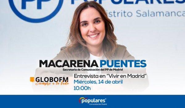 V.M. Entrevista Macarena Puentes 14-04-2021