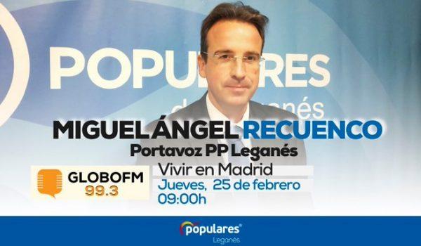 V.M. Entrevista Miguel Ángel Recuenco 20-04-2021