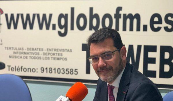 Crónicas. Con Carlos González Pereira, portavoz del PP de Getafe. Lunes 22 junio.