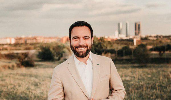 Jueves 1 octubre. Entrevista a Ángel Niño Quesada, Concejal Presidente del Distrito de Ciudad Lineal en el Ayuntamiento de Madrid.