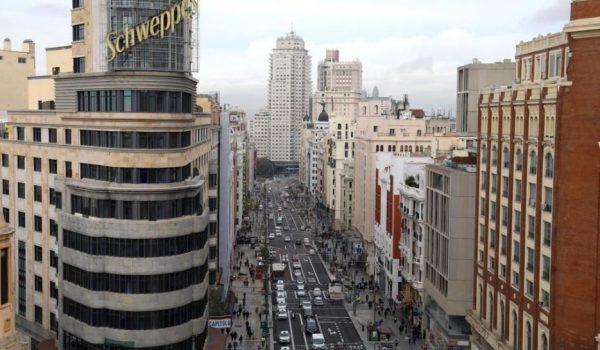 Vivir en Madrid. Viernes 25 sept 2020