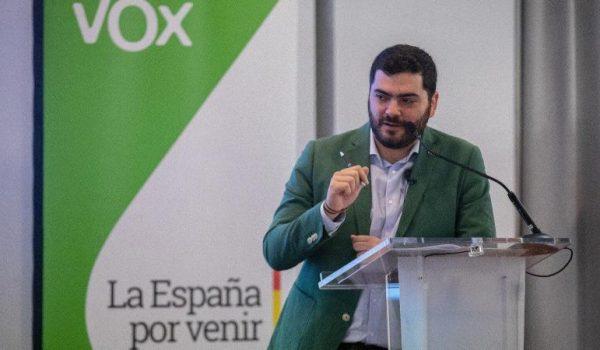 Entrevista a Javier Pérez Gallardo, portavoz de Vox en la Asamblea de Madrid. Lunes 28 sept.
