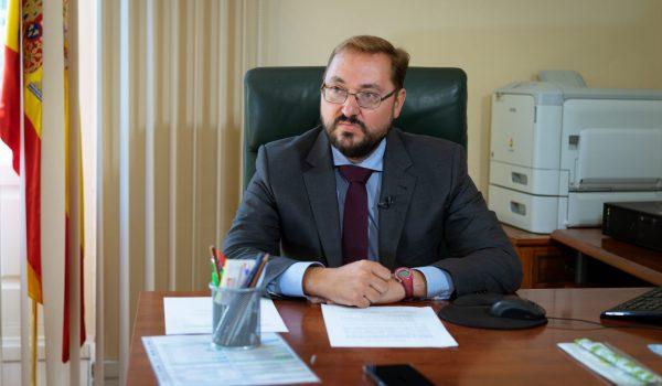 Martes 27 octubre. Entrevista a Alberto Serrano, concejal por C`s.