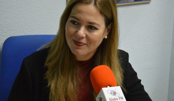 Entrevista a Azahara Molina, alcaldesa de Torrejón de la Calzada. 30-10-20