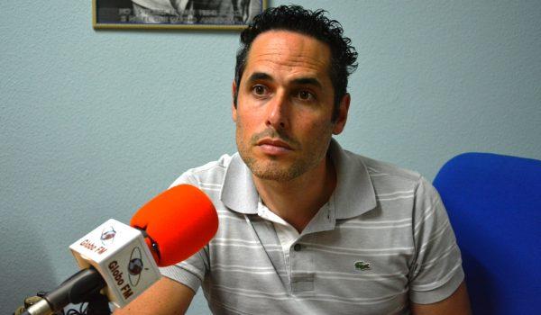 Entrevista a Jose Mª Porras, alcalde de Griñón . 23-10-20