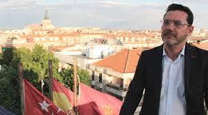 Entrevista a Carlos González Pereira, portavoz y presidente del PP en Getafe. 24-11-20