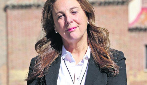 Entrevista a Ana Gómez, portavoz del PP en el Ayuntamiento de Alcorcón. 24-11-20