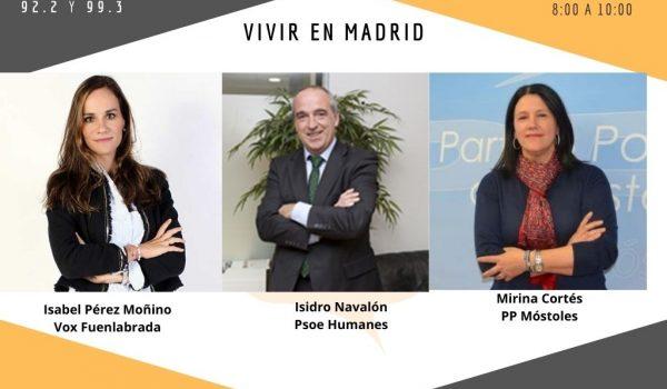 Vivir en Madrid. 04-03-2021 jueves